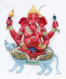 Hindu ganesha God Royalty Free Stock Image