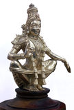 Hindu God Ayyappan Statue Stock Images