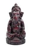 Hindu God Ganesh isolated Stock Photo