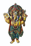 Hindu God Ganesh Stock Images