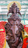 Hindu god, Ganesh Statue Royalty Free Stock Image