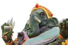 Hindu god, Ganesh statue in Thailand Stock Photos