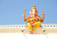 Hindu God Ganesha Stock Photography