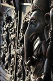 Hindu God Ganesha. Royalty Free Stock Photo