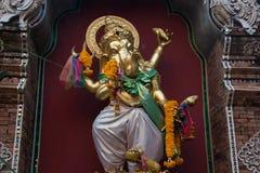 Hindu god Ganesha Royalty Free Stock Images