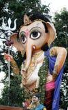 Hindu God Ganesha idol Stock Photography