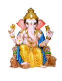 Hindu god Ganesha Idol Royalty Free Stock Photography