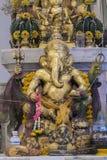 Hindu God Ganesha. In Phetchaboon Thailand Royalty Free Stock Photography