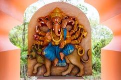 Hindu God Ganesha Stock Photography