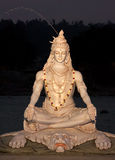 Hindu God Lord Shiva Stock Photo