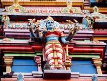 Hindu god mystical statue Stock Photography