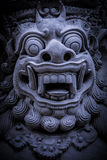 Hindu god statue Bali Indonesia Royalty Free Stock Images