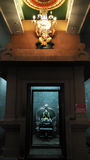 Hindu god in Temple Royalty Free Stock Image
