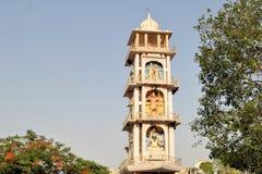 Hindu god tower in Pushkar, Rajasthan, India Royalty Free Stock Photography