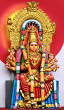 Hindu Goddess Amman Royalty Free Stock Photography