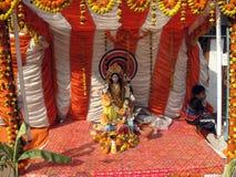 Hindu Goddess Durga Stock Image
