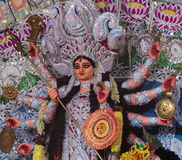 Hindu Goddess Durga Royalty Free Stock Image