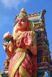 Hindu Goddess Parasakthi statue Stock Images