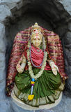 Hindu Goddess Statue Royalty Free Stock Photography