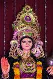 Hindu worship preparation Stock Photo