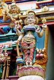 Hindu godess statue Royalty Free Stock Image