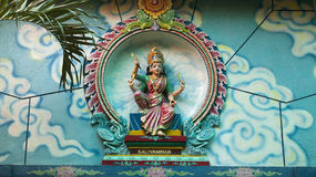 Hindu godess Royalty Free Stock Images