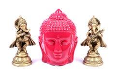 Hindu gods idols Royalty Free Stock Photography