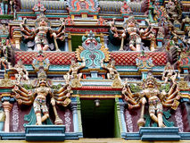 Hindu gods statues Stock Photos