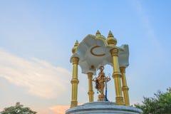 Hindu of india. Religious hindu of india in bangkok Royalty Free Stock Photos