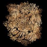 Hindu Lord Ganesha Stock Images