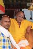 Hindu Pilgrim Stock Photography