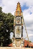 Hindu prayer tower, Lombok Indonesia Stock Image