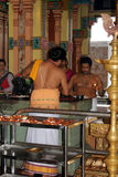 Hindu Praying Ceromony  Royalty Free Stock Photography