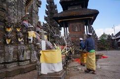 Hindu religious ceremony Royalty Free Stock Photography