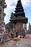 Hindu religious ceremony Stock Images