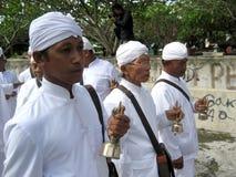 Hindu religious ceremony Stock Image