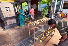 Hindu rituals Royalty Free Stock Photo