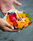 Hindu rituals Stock Photo