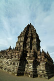 The Hindu's castle in Bali Stock Photography