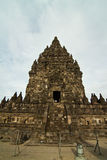 The Hindu's castle in Bali Royalty Free Stock Photography