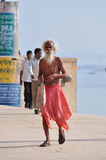 Hindu Sadhu Stock Photography