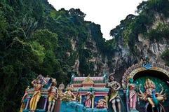 Hindu shrine Stock Images