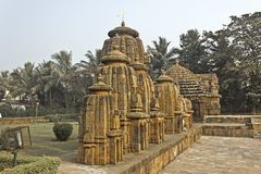 Hindu shrines Stock Images