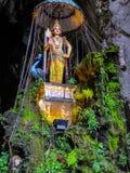 Batu Caves, Hindu statue Royalty Free Stock Photography