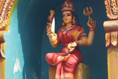 Hindu statue Stock Images