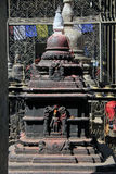 Hindu statue Stock Image