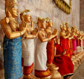 Hindu statues Stock Photos