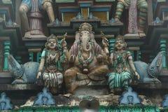 Hindu statues Royalty Free Stock Photo