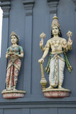 Hindu statues of gods Stock Photos