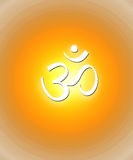 Hindu symbol Stock Photography